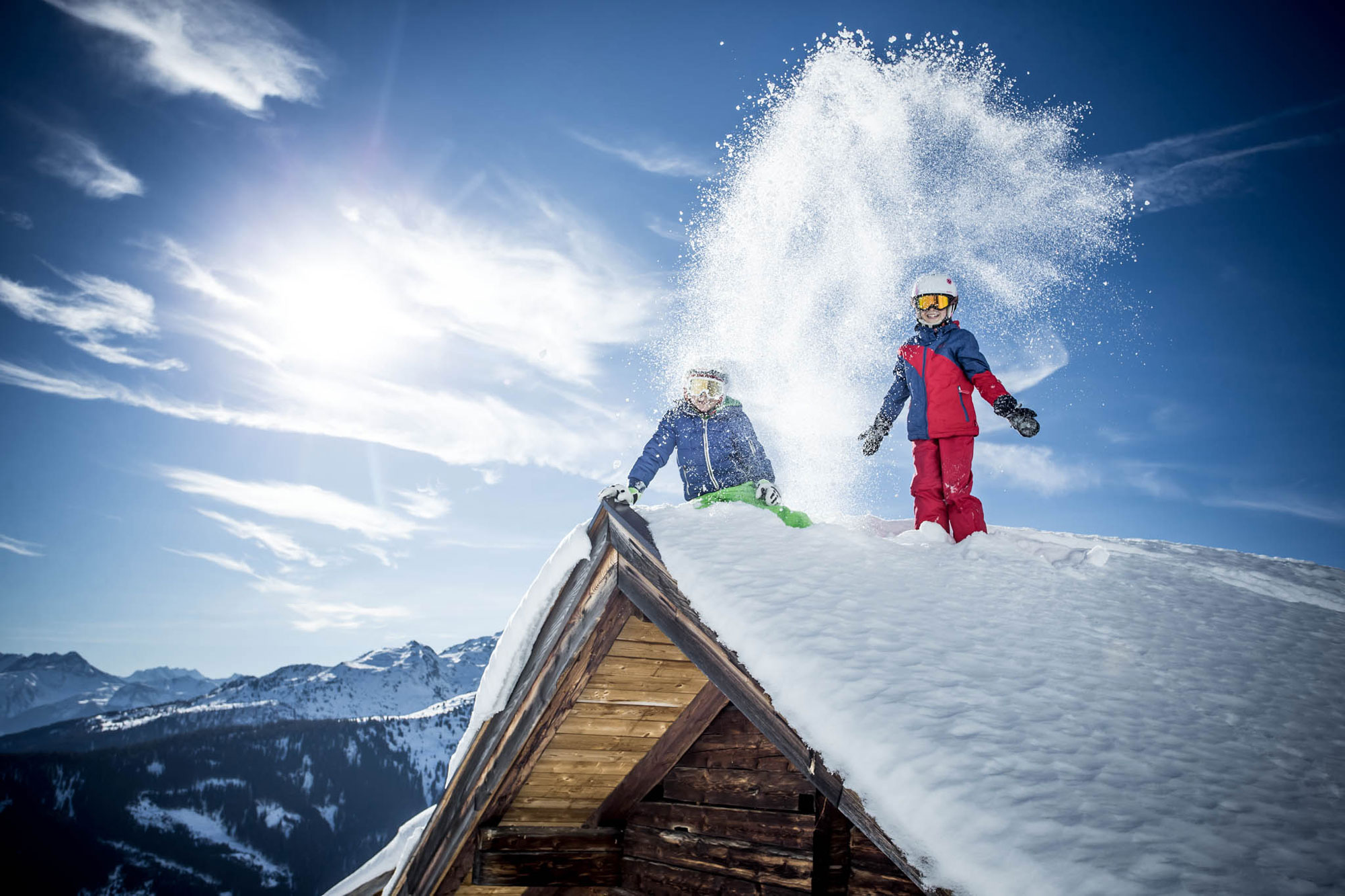 Winter Holidays Zillertal